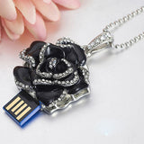 Necklace Style 8GB USB Flash Drive