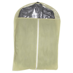 Thicken Clothes Suit Cover Window Dustproof Garment Storage Hanging Bag