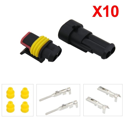Waterproof Electrical Wire Connector Plug