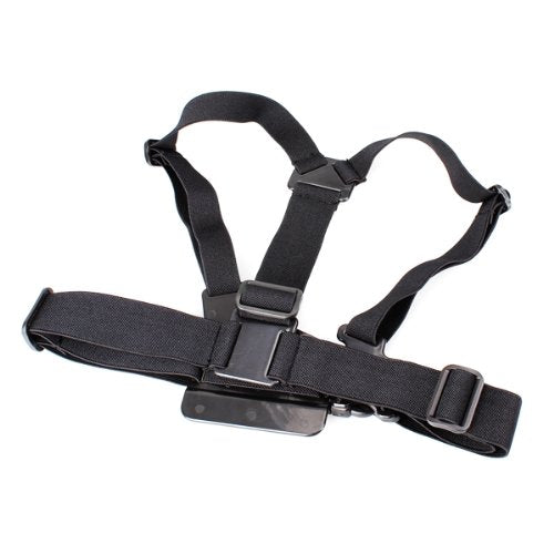 From Chest Strap Adjustable Elastic Belt Harness For GoPro Hero 2 March