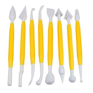 Cake Decorating Sugarcraft Modelling Tool Kit