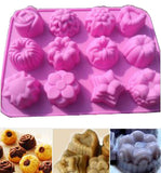 Chocolate Jelly Candy Baking Roasting Mould