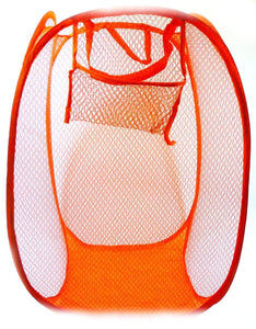 Pop-Open Laundry Hamper
