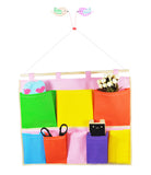 Wall Door Cloth Hanging Organizer Bag