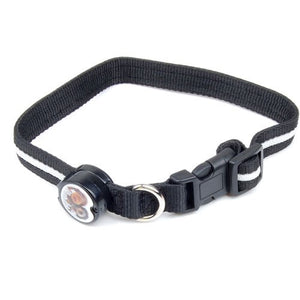 Pet Dog Nylon Safety Collar