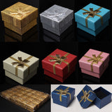 Jewelry Ring Earring Box Gift Box
