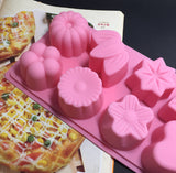 Fondant clay soap mold