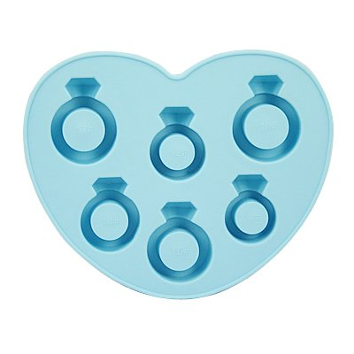 Love Ring Ice Cube Tray