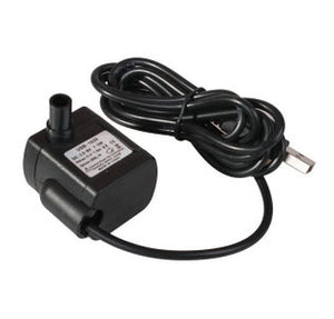 USB Submersible Water Pump Aquarium Fountain Pond Pump