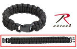 Military Survival Paracord Bracelet