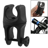 Rotatable Flashlight Torch Holder