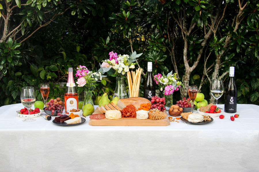 Creating a Feasting Table with te Pa Wines