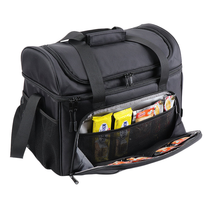 36 Cans Insulated Travel Cooler Bag