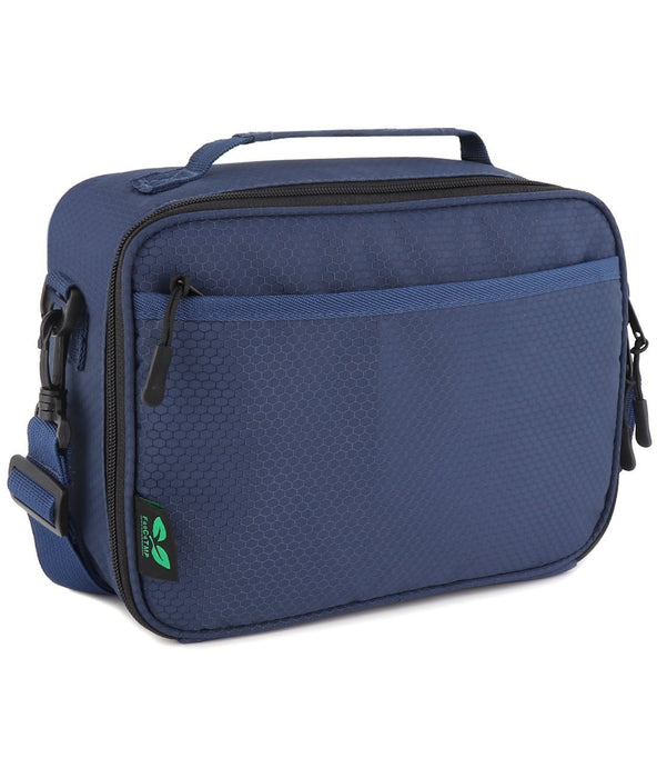 Kids Insulated Lunch Box Bag (Blue)