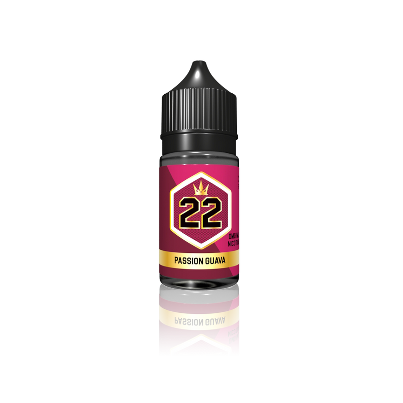 22 - Passion Guava by Crown