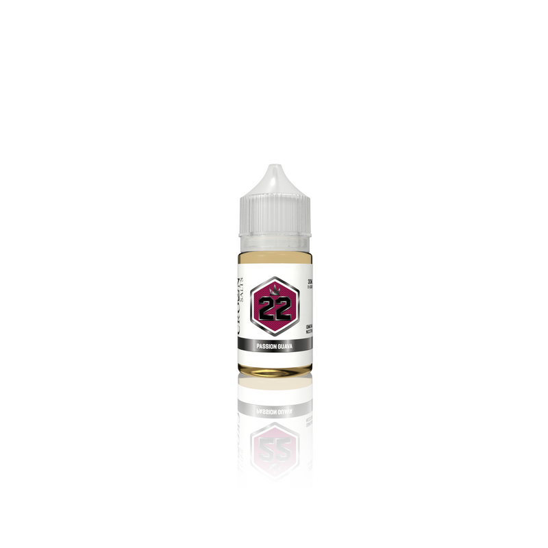 Passion Guava by Crown Salts