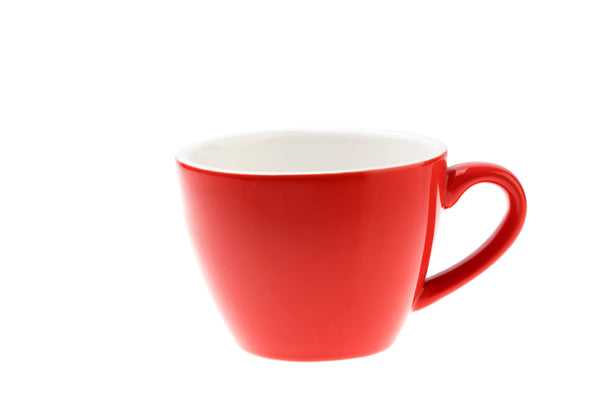 RED 8oz Cup & Saucer