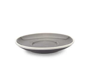 ACF GREY 6oz Cup (10.19) & Saucer (6.80)