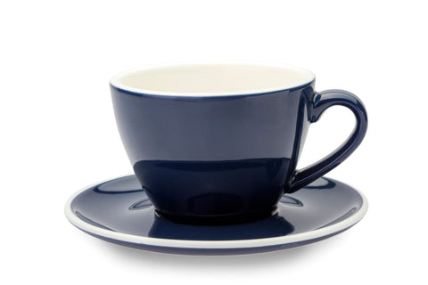 MIDNIGHT 10oz Cup&Saucer