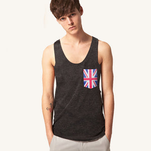 Men's Slim Summer Tank Assorted