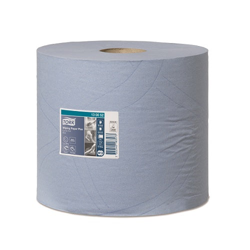 Tork Wiping Paper Plus Limited Use W1,W2,W3