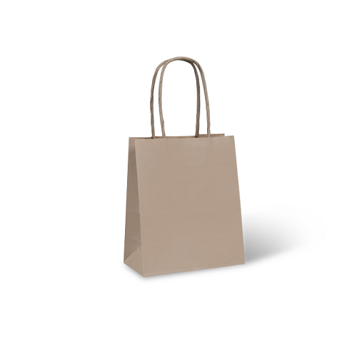 Kraft Carry Bag #2 Petite (140 x 75 x 165mm)