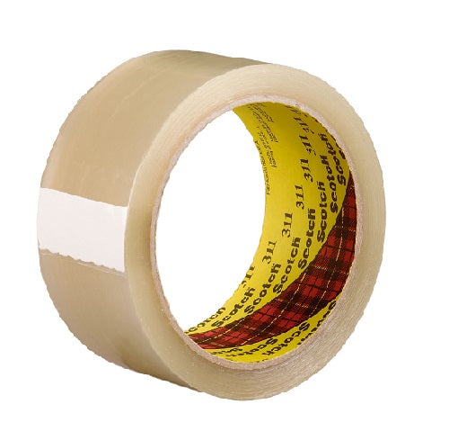 3M 311 Clear Packaging Tape 48mm