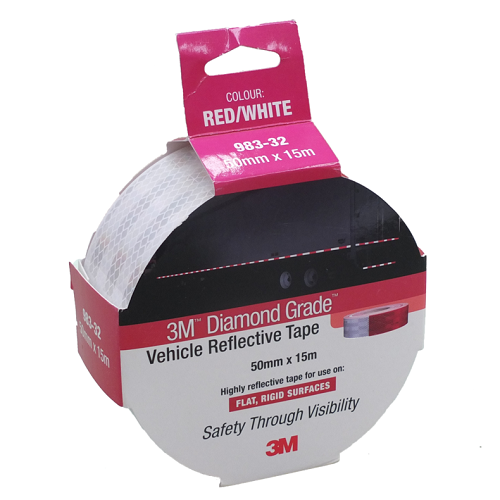 3M Reflective Tape 50mm x 15m