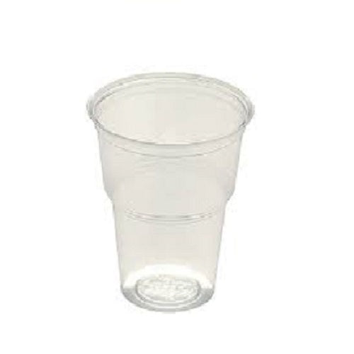 Clear Plastic Recyclable Cold Cups