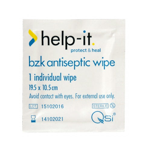 BZK Antiseptic Wipes
