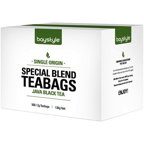 Baystyle Special Blend Tea Bags