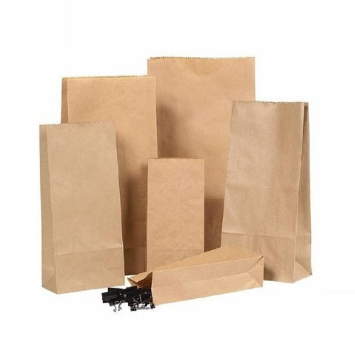 Heavy Duty Block Bottom Bags