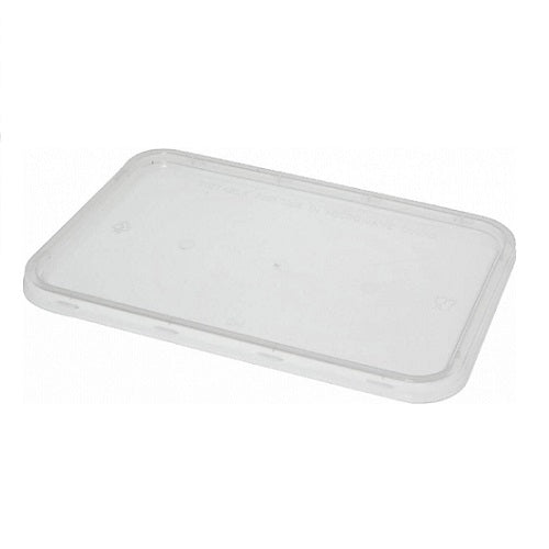 Lids for Rectangular Containers