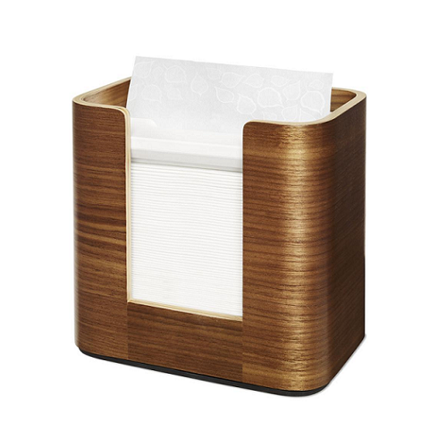Tork N4 Xpressnap Image Dispenser Walnut