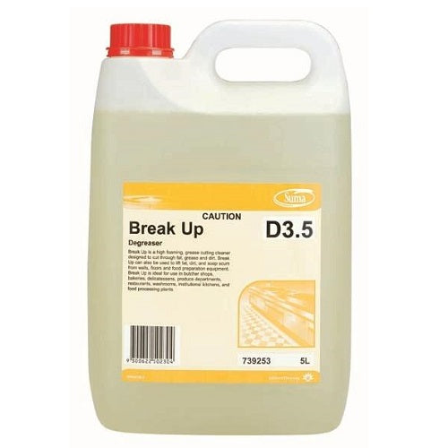 Break Up Kitchen Degreaser