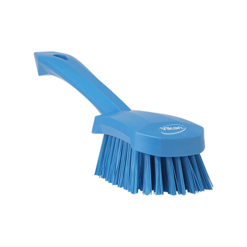 Churn Brush Short Handle Medium Bristle 270mm