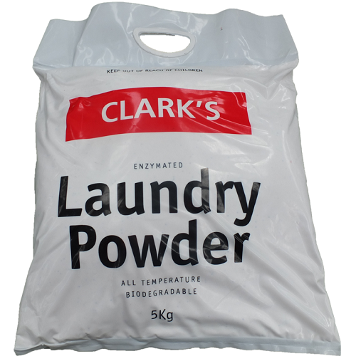 Clarks Laundry Powder