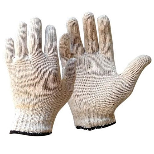 Polycotton Knit Glove