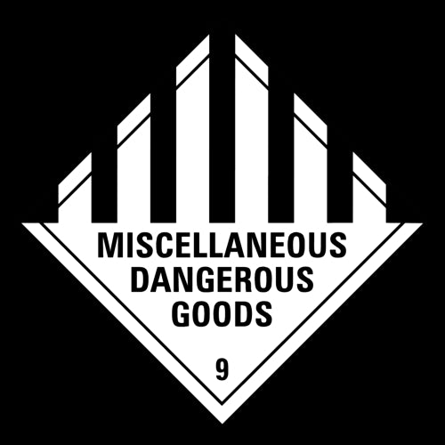 Class 9 Miscellaneous Dangerous Goods