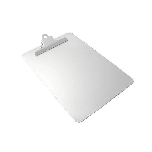 Detectable Clipboard Stainless Steel A4