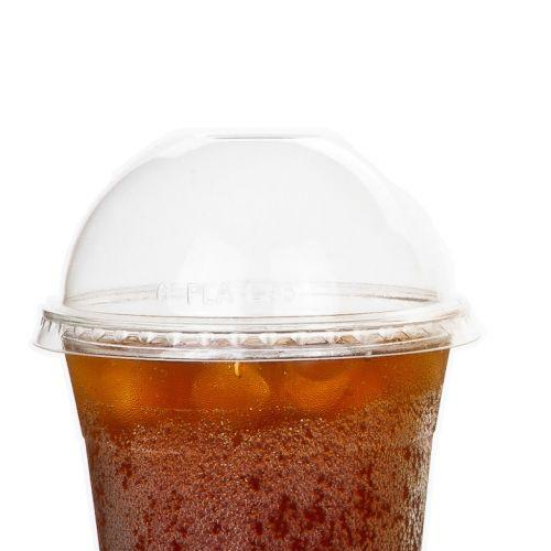 Domed lid for Clear EcoCup (420ml & 500ml Cup)