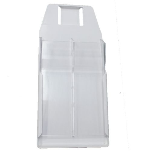 200MM Clear Front Double Scabbard