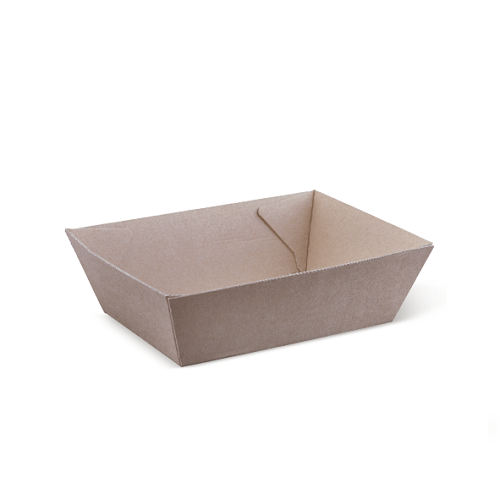 Endura Corrugated Tray #1 (131 x 91 x 50mm) 50/Sleeve