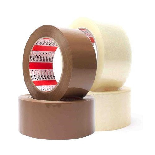 Premium Clear Packaging Tape 24mm