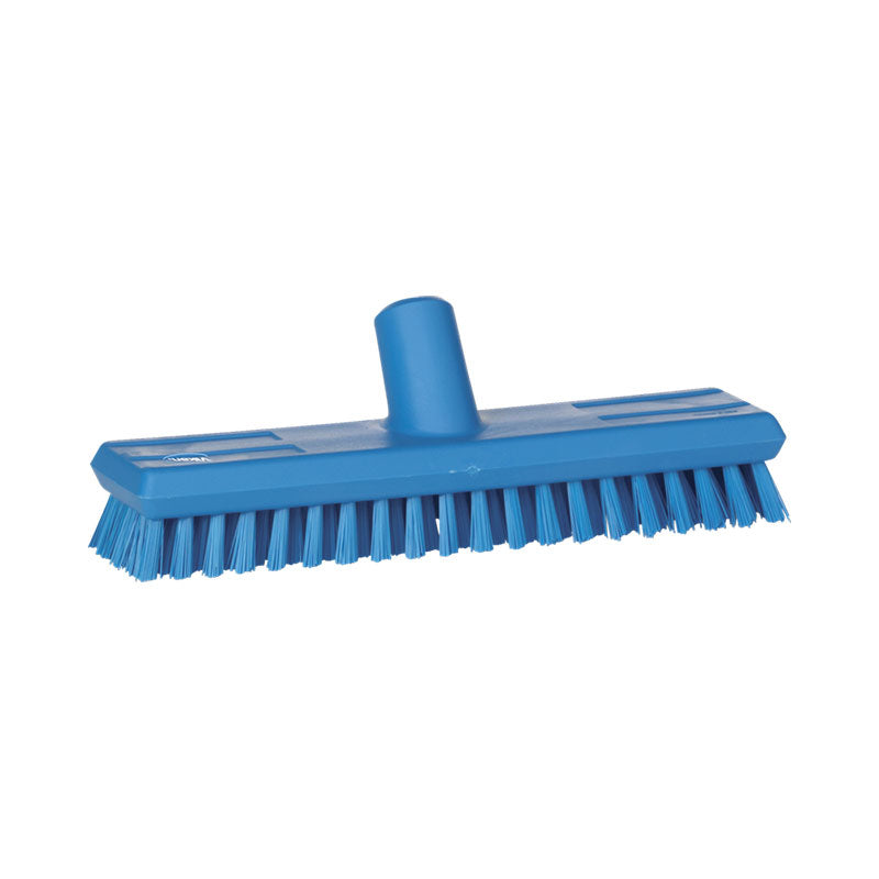 Floor Scrub Stiff Bristle Waterfed 270mm