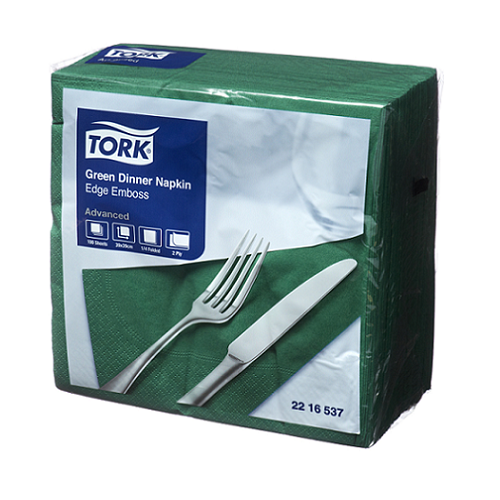 Tork 2 Ply Dinner Serviette