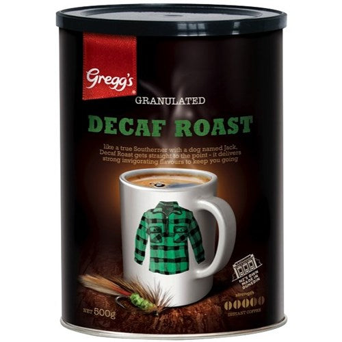 Greggs Decafinated Instant Coffee