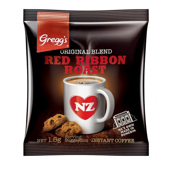 Greggs Red Ribbon Sachets