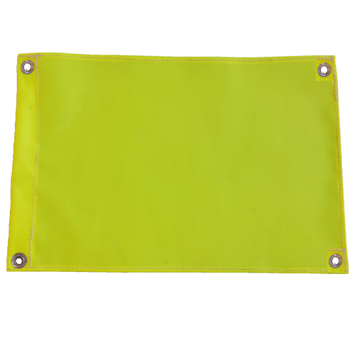 Yellow Hazard Flag
