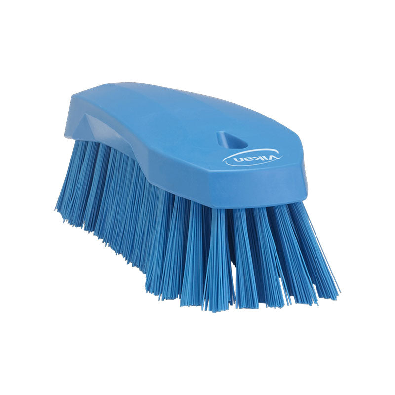 Hand Scrub Brush Medium & Stiff Bristle 200mm